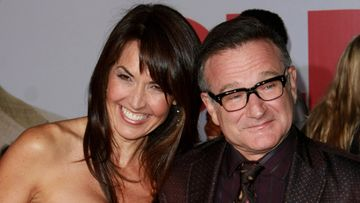 Robin Williams ja Susan Schneider