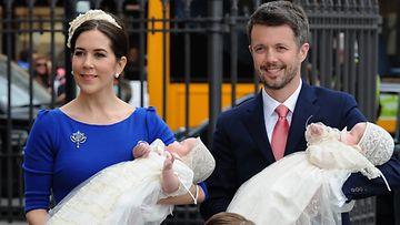 Prinsessa Mary, prinssi Frederik, Josephine, Vincent