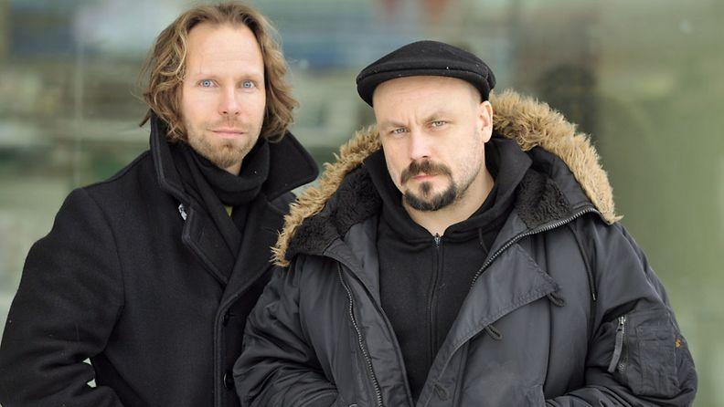 Madventures-kaksikko Tunna Milonoff ja Riku Rantala ovat reissanneet ympäri maapallon.
