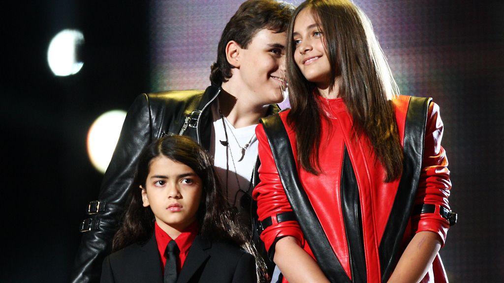 Michael Jacksonin Lapset