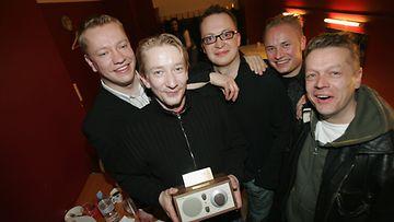 Yölintu vuonna 2006