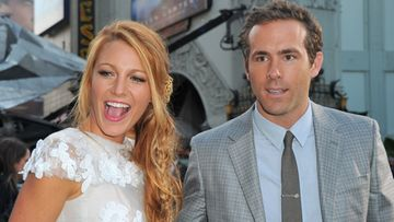 Blake Lively ja Ryan Reynolds