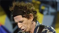 Keith Richards/The Rolling Stones Perform In Sydney. Photo by Paul McConnell/Getty Images