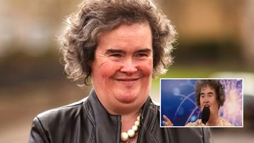 Susan Boyle (kuva: Getty Images/ All Over Press ja Youtube)