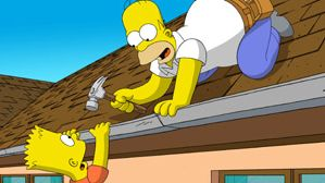 The Simpsons Movie (The Simpsons TM and © 2007 Twentieth Century Fox Film Corporation. All Rights Reserved.