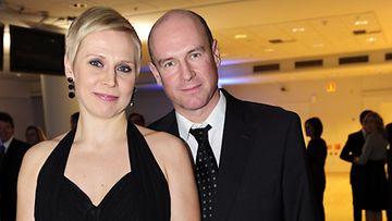Mari Turunen ja Heikki Vihinen (kuva: Lehtikuva)