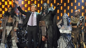 Lordi Conan O'Brien Showssa (Sub)