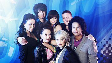 Idols-finalistit 2008