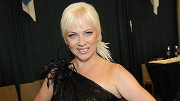 Tanssii Tähtien Kanssa -tuomari Helena Ahti-Hallberg. Kuva: Lehtikuva.