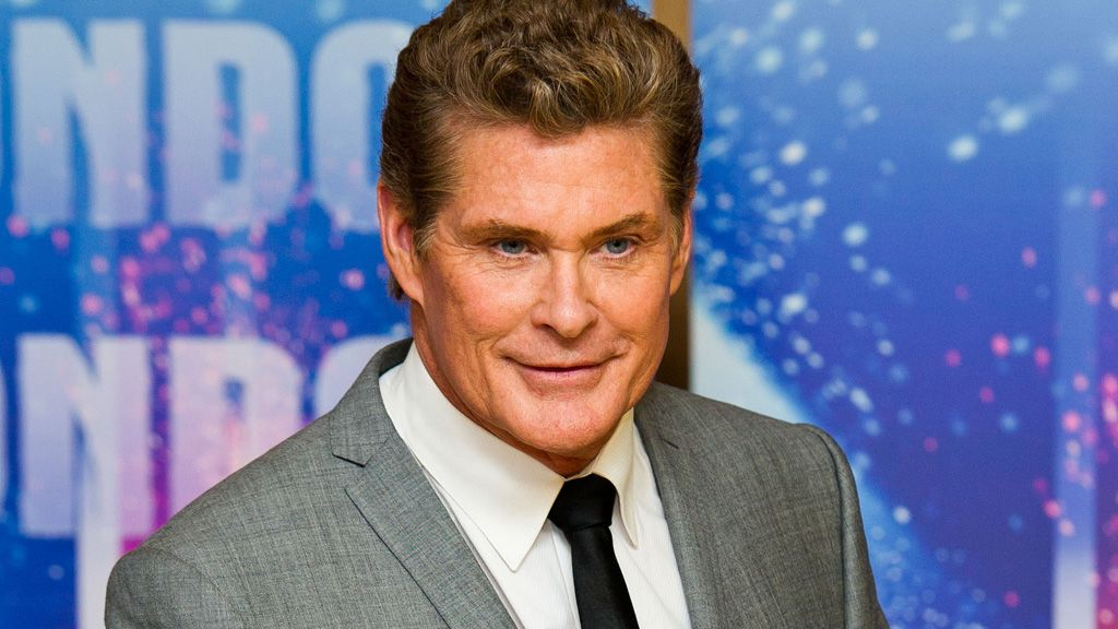 David Hasselhoff. Kuva: Getty Images