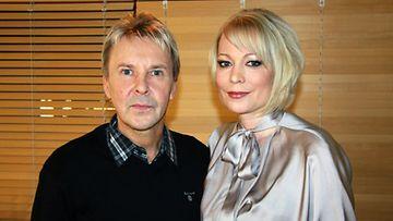 Matti Nykänen ja Susanna Ruotsalainen