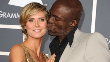 Heidi Klum ja Seal Samuel. Kuva: Getty Images