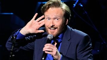 Conan O'Brien. Kuva: Getty Images