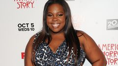 Amber Riley. Kuva: Getty Images
