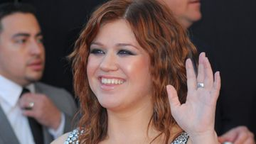 Kelly Clarkson. Kuva: Getty Images.