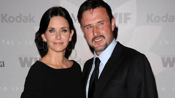 Courteney Cox ja David Arquette. Kuva: Getty Images