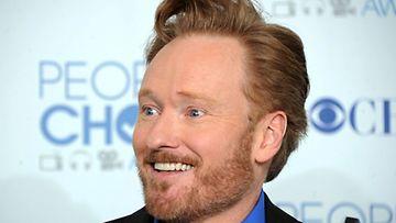 Conan O'Brien. Kuva: Getty Images