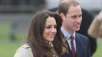 Kate Middleton, prinssi William