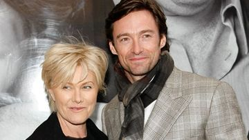 Hugh Jackman ja Deborra-Lee Furness (Kuva: Getty Images)