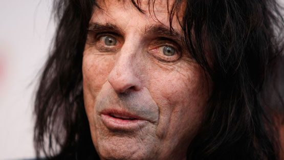 Laulaja Alice Cooper. (Kuva: Getty/All Over Press)