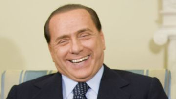 Silvio Berlusconi (kuva: Getty Images/All Over Press)
