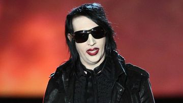 Muusikko Marilyn Manson. (Kuva: Getty/All Over Press)