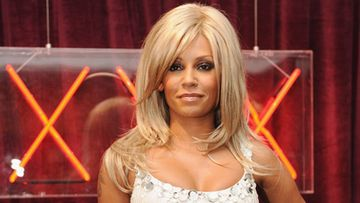 Melanie Brown blondina