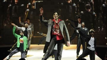 Michael Jackson This Is It -elokuvassa