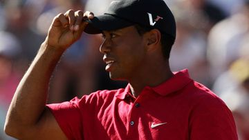 Tiger Woods (Kuva: Getty Images)