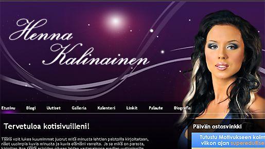Henna Kalinainen Haluaisin Kirjoittaa Big Brother Blogia
