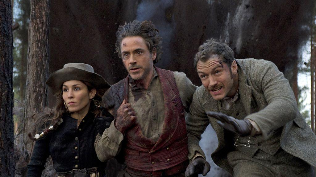 Sherlock Holmes Elokuvat
