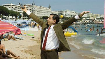 Mr. Bean lomailee (www.beansholiday.com)