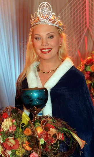 Miss Suomi 2000