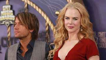 Keith Urban ja Nicole Kidman (Kuva: Stephen Lovekin/Getty Images)