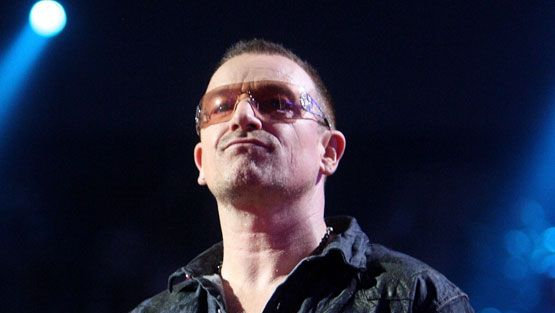 Bono. (Kuva: Getty Images/Stringer)