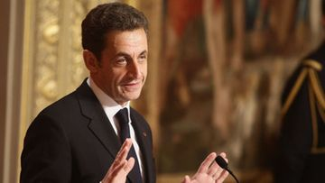 Ranskan presidentti Nicolas Sarkozy. (Kuva: Getty/All Over Press)