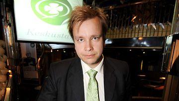 Antti Kaikkonen (kuva: Martti Kainulainen/Lehtikuva)