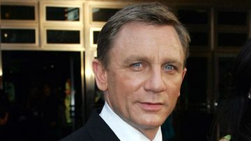 Näyttelijä Daniel Craig. (Kuva: Sergio Dionisio/Getty Images Entertainment)