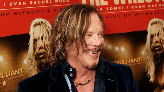 Näyttelijä Mickey Rourke. (Kuva: Dave Hogan/Getty Images Entertainment)
