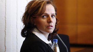 Susan Ruusunen (kuva: Matti Björkman/Lehtikuva)