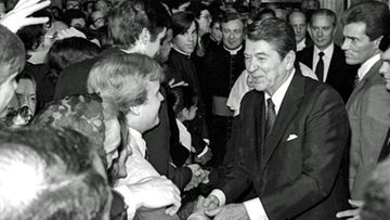 Presidentti Ronald Reagan