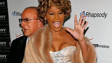 Whitney Houston (Getty)