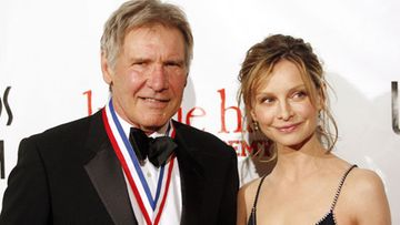 Harrison Ford ja Calista Flockhart (Kuva: Getty Images/All Over Press)