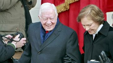 Jimmy Carter (EPA)