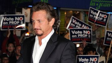 Näyttelijä-ohjaaja Sean Penn. (Kuva: Kevin Winter/Getty Images Entertainment)