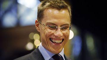 Alexander Stubb (Kuva: Mikko Stig/lehtikuva)