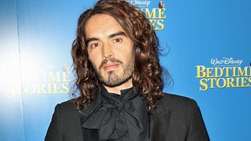 Russell Brand (Getty/All Over Press)