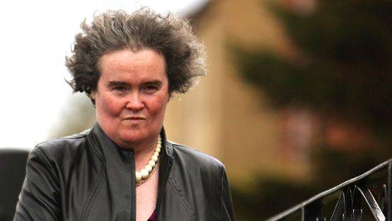 Susan Boyle (kuva: Getty Images/All Over Press)