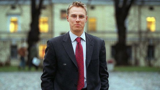 Alexander Stubb Emilie Stubb