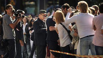 U2 jakoi nimmareita Helsingisssä. (Kuva: Lehtikuva)